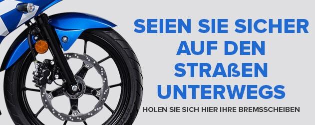 Bremsscheiben für Motorrad