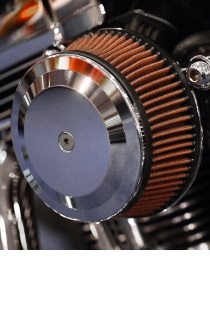 Luftfilter für Motorrad